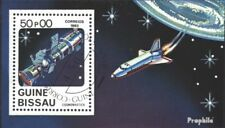 Guinea-Bissau block249 (complete issue) used 1983 Space
