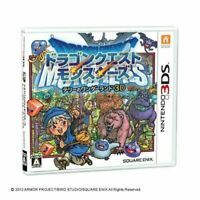 USED Nintendo 3DS Dragon Quest Monsters Terry's Wonderland