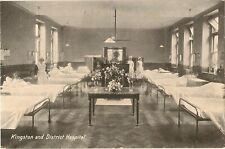 SURREY KINGSTON AND DISTRICT HOSPITAL  WARD AND NURSES PATIENTS
