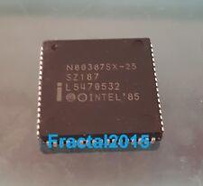 1pcs N80387SX-25 N80387SX25 PLCC68 INTEL
