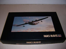 VTG HASEGAWA H6K5 MAVIS FLYING BOAT 1/72 SCALE AIRPLANE MODEL KIT