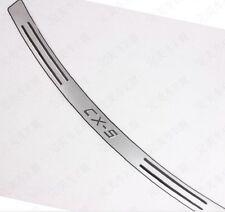 Mazda CX-5 2012 to 2015 Hochwertig Edelstahl hintere Stoßstange Schutz Schweller