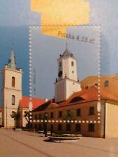 Polish stamp, Polska, mint, sheet, 2011, Polkowice
