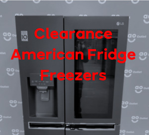 Clearance American F/Freezers