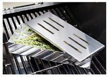 NEU Santosgrills Smokerbox Smoker Räucherbox Gasgrill Rauchgeschmack Edelstahl