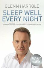 Sleep Well Every Night: The Hypnosis Solution for Deeper, Longer Sleep (Book &,