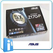 Placa base ATX Z170 ASUS Z170-P Socket 1151 con Accesorios