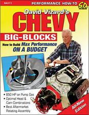 David Vizard's Chevy Big-Blocks Book: How to Build Max Performance on a Budget!
