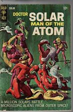 1968 Doctor Solar Man of the Atom #21 F  - Challenge from Outer Space