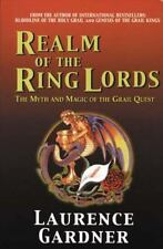 Realm of the Ring Lords: The Myth and Magic of the Grail Quest-ExLibrary
