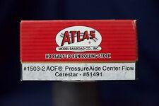 Atlas Model Railroad 1503-2  ACF PressureAide Center Flow Hopper