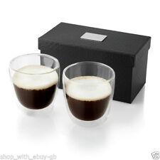 Tazas de café y té de vidrio