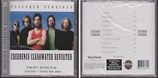 CREEDENCE CLEARWATER REVISITED Extended Versions 2010 CD CCR Oldies Rock 10 Hits