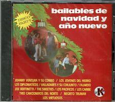 Bailables de Navidady Año Nuevo   Disco Party    BRAND  NEW SEALED  CD