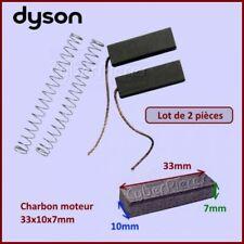 PROMO 2 CHARBONS Neufs pour moteur DYSON YDK Remplacement Carbon Brushes 2