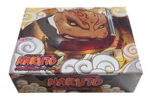 Naruto Approaching Wind TCG CCG Booster Box Bandai 24 Packs 1st Edition