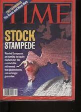 TIME INTERNATIONAL MAGAZINE - April 27, 1998