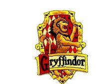 Harry Potter ecusson brodé Ecole Gryffondor blason Gryffindor school patch