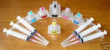 refillable cartridge for hp 02 C7150 D7145 C7280  C8180