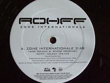 "EP 12"" ROHFF ZONE INTERNATIONALE PROMO ORISHAS NTM IAM BOOBA FABE FRENCH RAP EX"