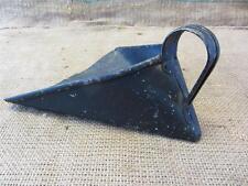 Vintage Metal Scoop > Antique Old Store Grain Shovel Scoops Seed Farm 7800