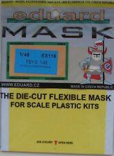 Eduard 1/48 EX118 canopy masque pour les revell/monogram PBY-5 catalina kit