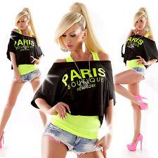 Figurbetonte Damenblusen,-Tops & -Shirts mit Träger für Freizeit ohne Mehrstückpackung