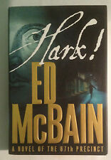 Hark! by Ed McBain  First Edition First Printing