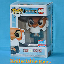 Talespin - Shere Khan With Hands Together NYCC 2018 Pop Vinyl Figure