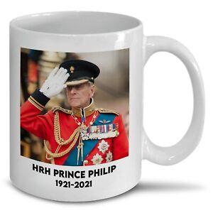 His Royal Highness, The Prince Philip, Duke of Edinburgh Mug | Tribute Cup