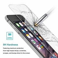 100% Genuine Tempered Glass Screen Protector Case Ultra Hard Cover iPhone 6 / 6S
