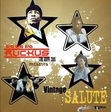 VINTAGE SALUTE MIX CD
