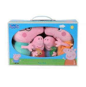 Peppa Pig George Family Toy Plush Kids Baby Soft Stuffed Dolls Playset Gift