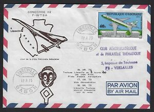 CONCORDE 6 DIFFERENT 1973 COVERS