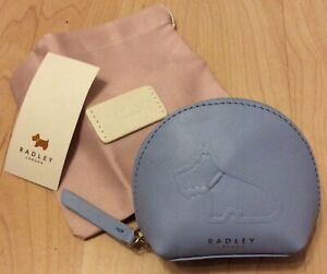Radley Zip  Coin Purse - new with DUST BAG. R.r.price £29.00