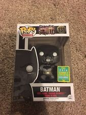 FUNKO POP SDCC 2016 Suicide Squad #131 Underwater Batman with FREE SHIPPING!