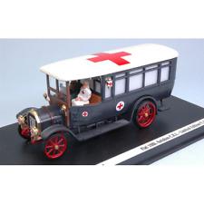 FIAT 18 BL C.R.I. CON 2 FIGURE 1915 100° ANNIVERSARIO LA GRANDE GUERRA 1:43 Rio