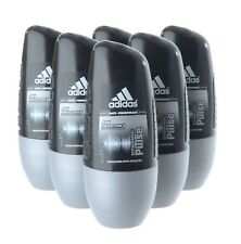 ADIDAS DYNAMIC PULSE ROLL ON ANTI-PERSPIRANT DEODORANT 50ML 6 PACK