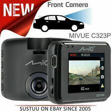 Mio Mivue C323P 2'' Car Dash Camera¦1080p Full HD Video Recording¦130°¦G-Sensor