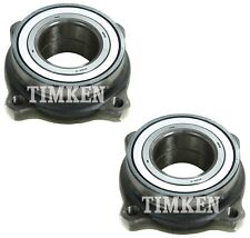 Pair Set Of 2 Rear Timken Wheel Bearing Assies Kit for BMW E39 E60 5 Series RWD