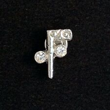 Tubal Cain Lapel Pin With Rhinestones (SPT2373)
