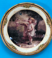 Lenox  plate My Morning Friend by Zula Kenyon - 1st in Garden Songs of Innocence