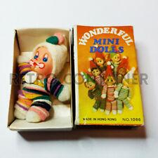 Vintage FIAMMIFERINO KO - Wonderful Mini Dolls (Fiammiferini Anni 80 Hong Kong)