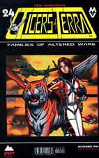 Tigers of Terra (Vol. 2) #24 VG; Antarctic | low grade comic - save on shipping
