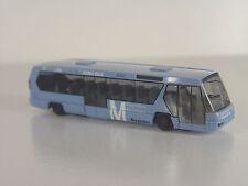 Pendelbus Metroliner Flughafen München   - Rietze HO 1:87 Modell 60148 #E