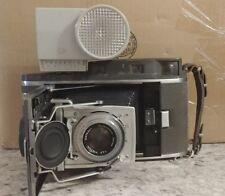 Polaroid 110A Pathfinder Land Camera w/ 127mm F/4.7 Rodenstock Ysarex  Near MINT