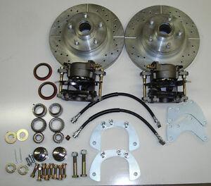1961 1962 1963 1964 Ford Thunderbird front disc brake conversion