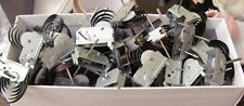 10 x Clockwork motors with keys. NEW (some rust)  Clock work wind up educational