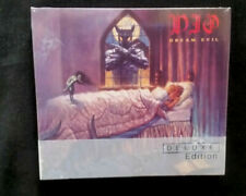 Dio DREAM EVIL Deluxe Edition 2 CD set Official DIGIPAK release * NEW & SEALED *