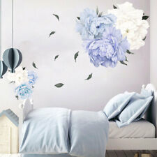 Peony Flower Vinyl Wall Stickers Wall Art Wall Decals Wall Graphics Furniture